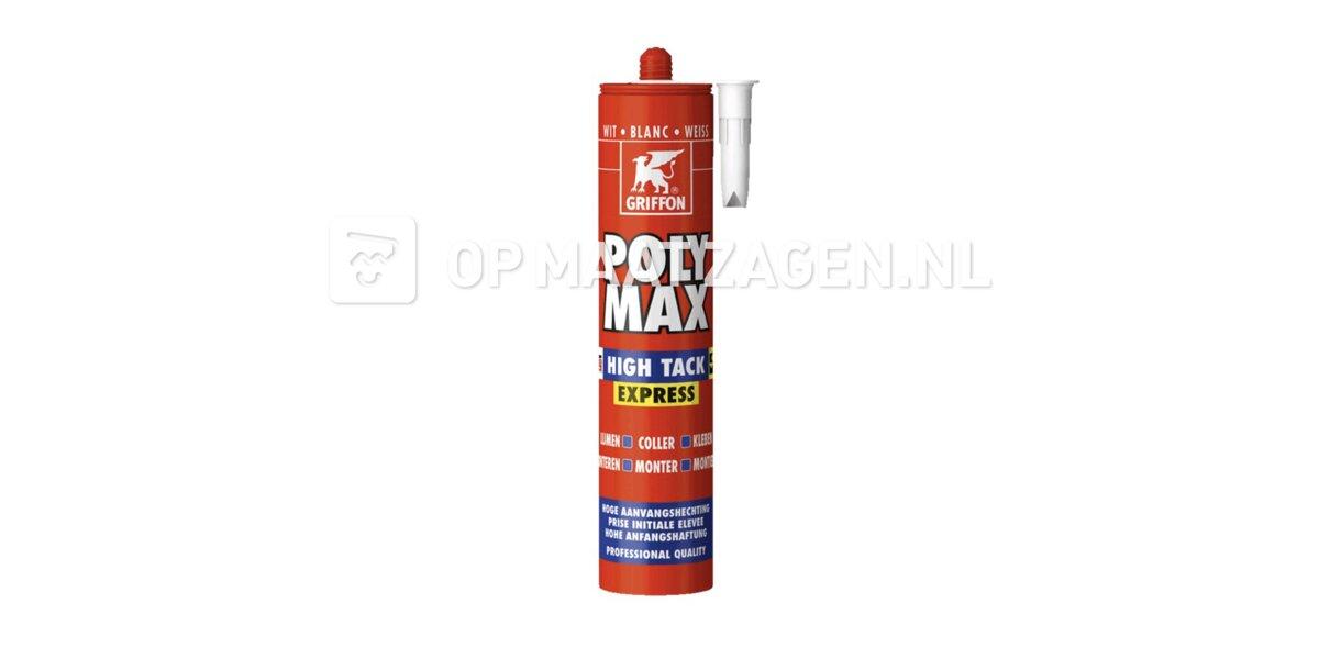 Poly Max® High Tack Express