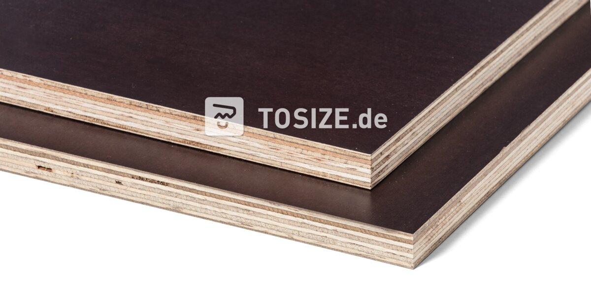 Siebdruckplatte Hartholz