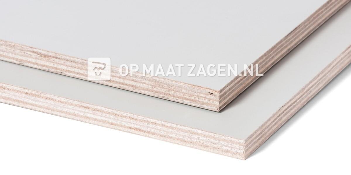 Multiplex Okoumé Watervast Grijs Gegrond