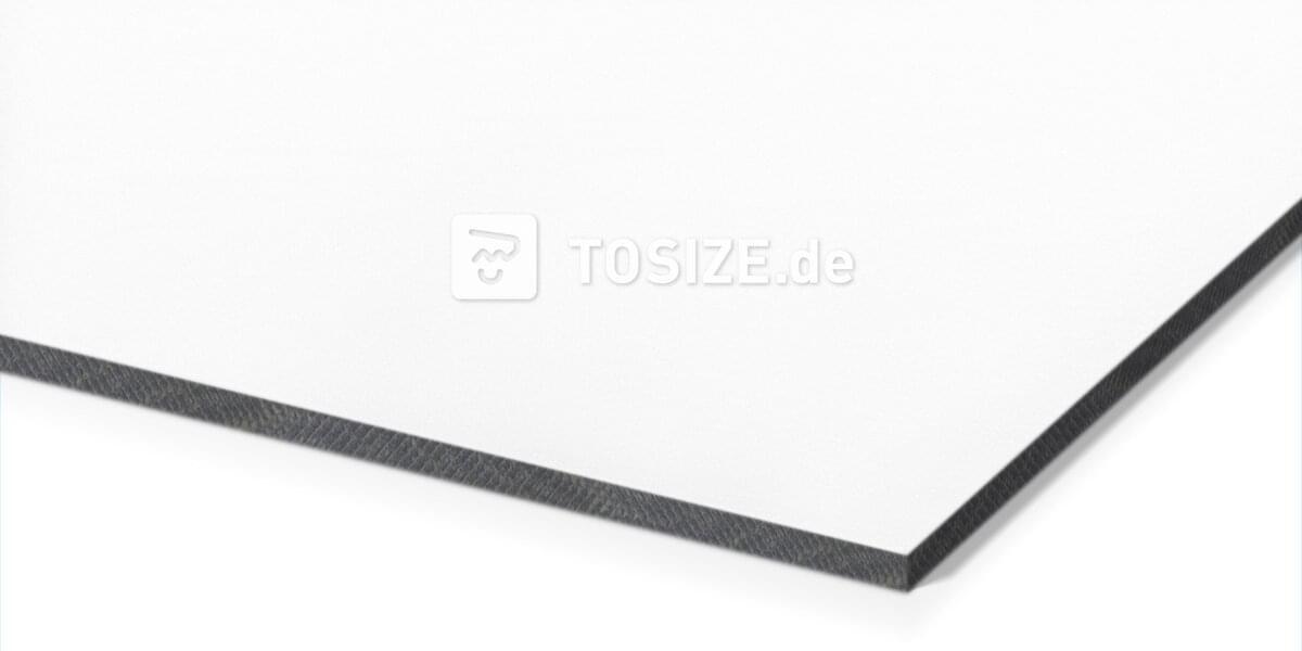Trespa Izeon Weiß 6mm (1 seite)