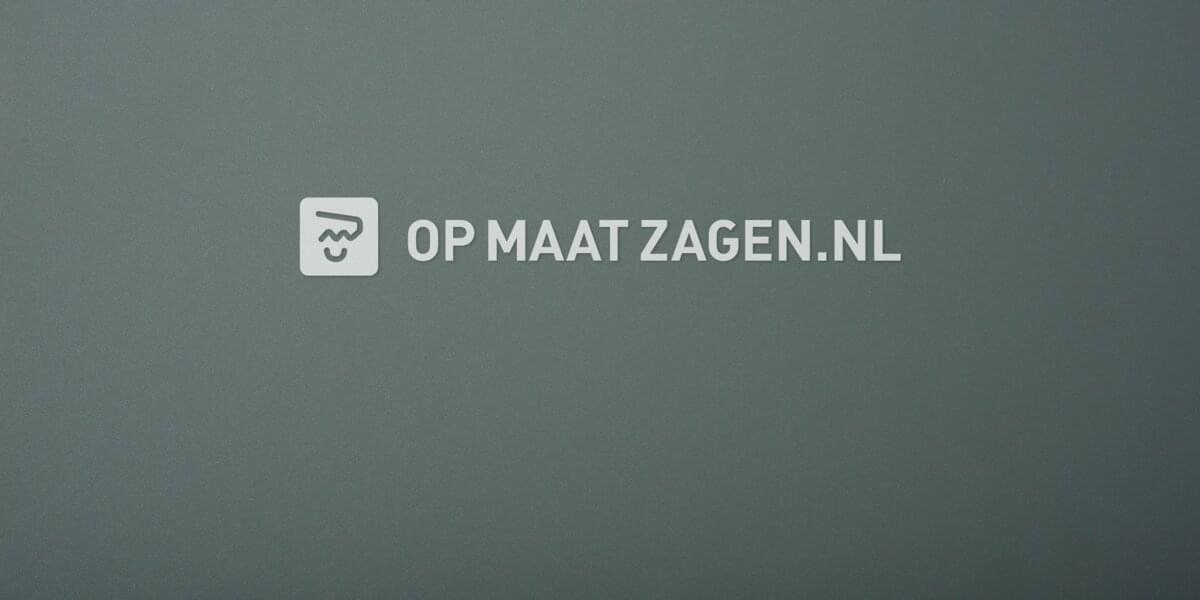 Tafelblad op maat - Cirkel FENIX NTM Verde Comodore ø159,0