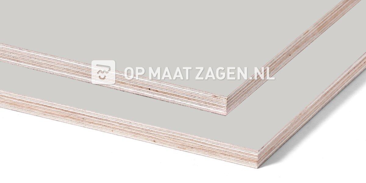 Tafelblad op maat - Rechthoek Duropal Lichtgrijs 240,0 x 110,0