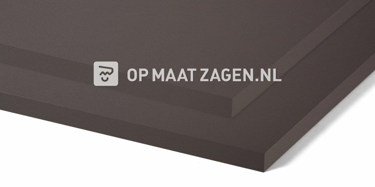 Tafelblad op maat - Rechthoek FENIX NTM Cacao Orinoco 200,0 x 95,0