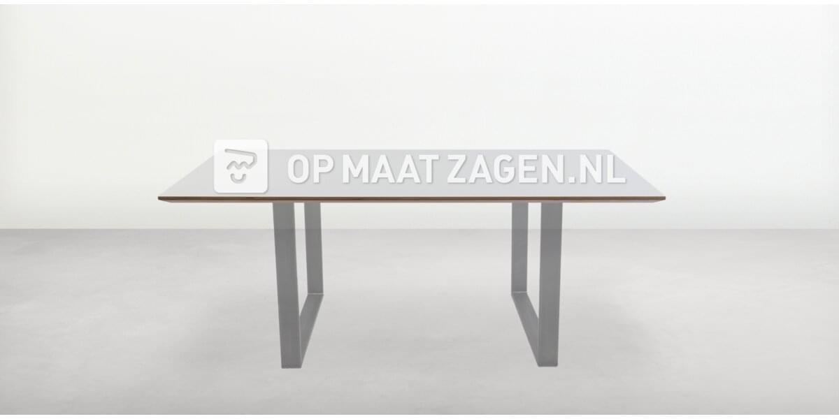 Tafelblad op maat - Rechthoek FENIX NTM Bianco Malé 150,0 x 75,0